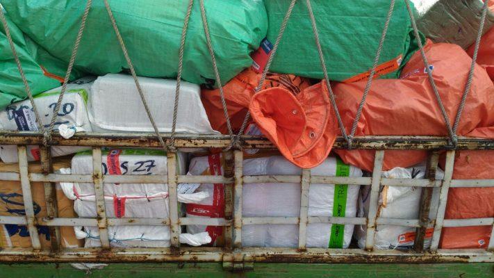 jasa pengiriman barang via udara