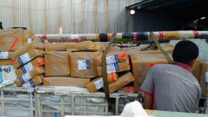jasa pengiriman barang airport to airport